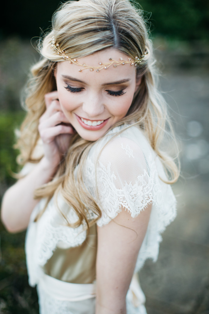 - Make Me Bridal Artist: Julia Jeckell Hair and Make-up Artist. Photography by: Aden Preist. #bohemian #boho #bridalhairstylist #bohobride #bridalmakeup