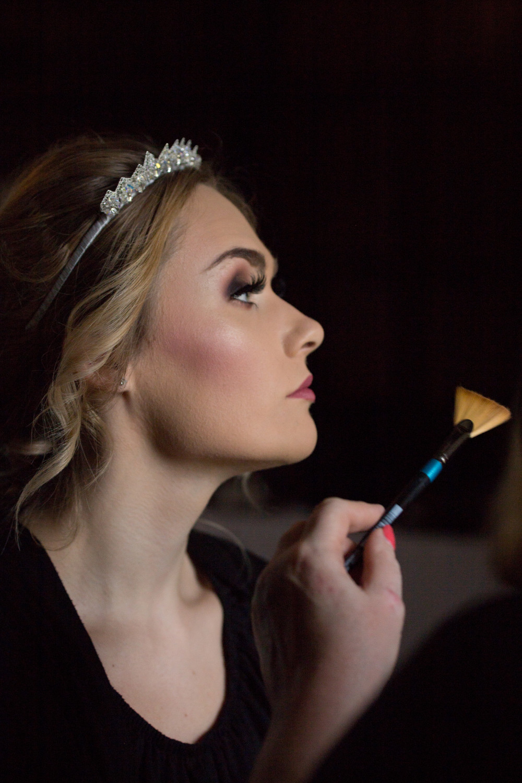 - Make Me Bridal Artist: Maria Lucas Hair & Makeup Artist.