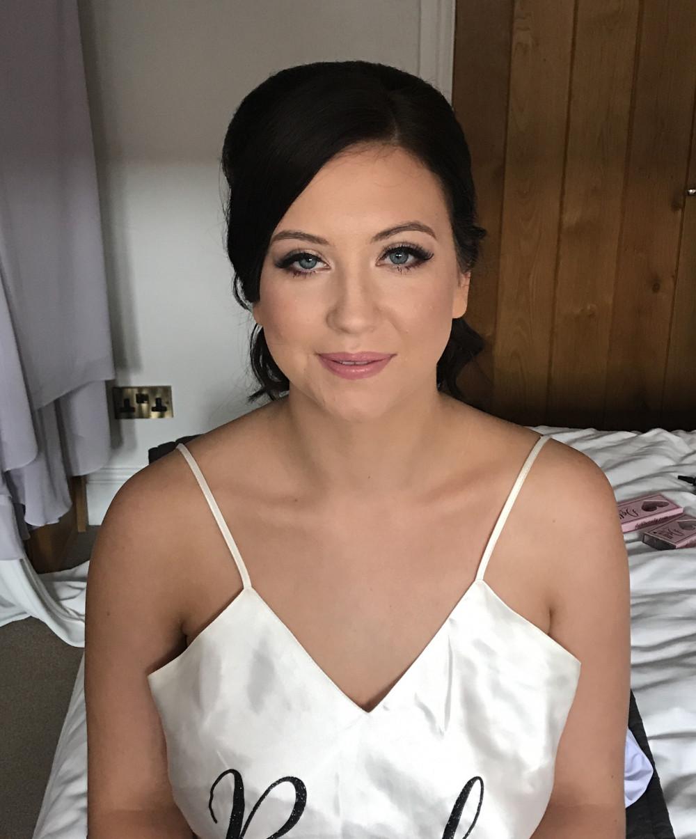 - Make Me Bridal Artist: Katie Giles Makeup Artistry .
