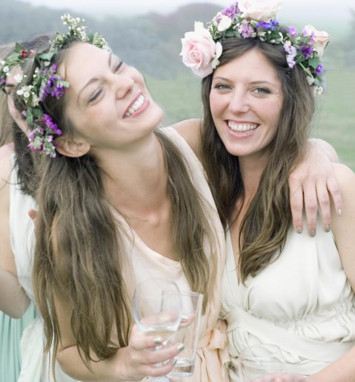 Willow De La Roche - Wedding Makeup, Hair In Devon