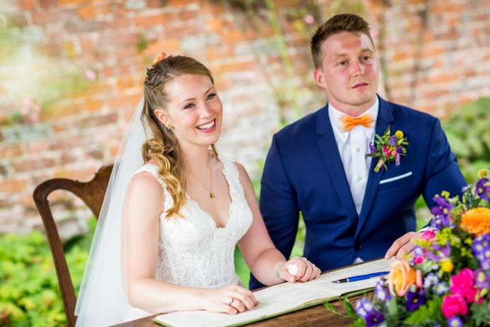 I loved this charming local wedding, the bride was radiant and had excellent bone structure and was fun a colourful to the extreme. This job was bliss from start to finish. - Make Me Bridal Artist: Willow De La Roche. Photography by: Anna. #boho #flowercrown #halfuphair #colourful