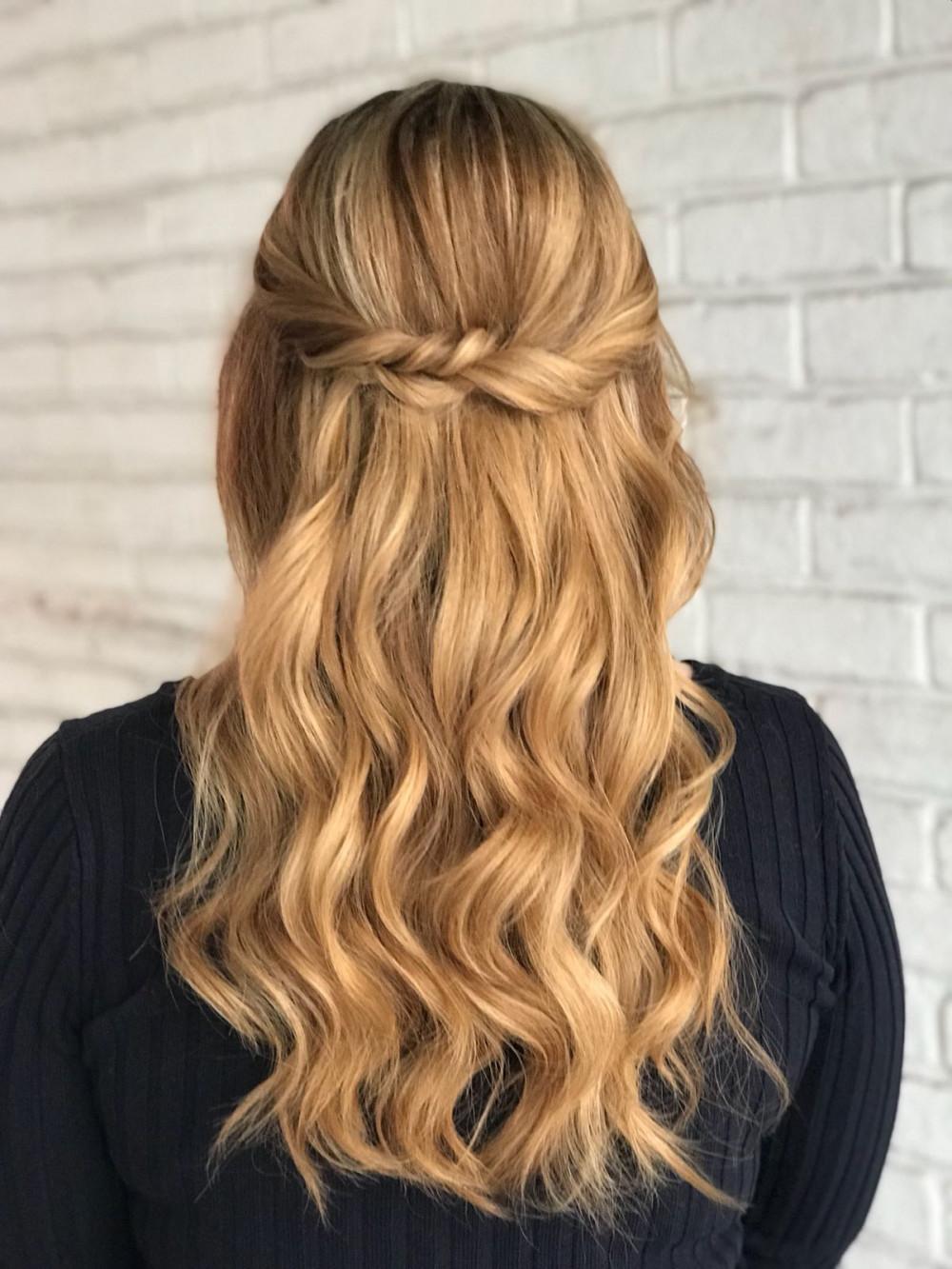 - Make Me Bridal Artist: Mari Chase Makeup & Hair.