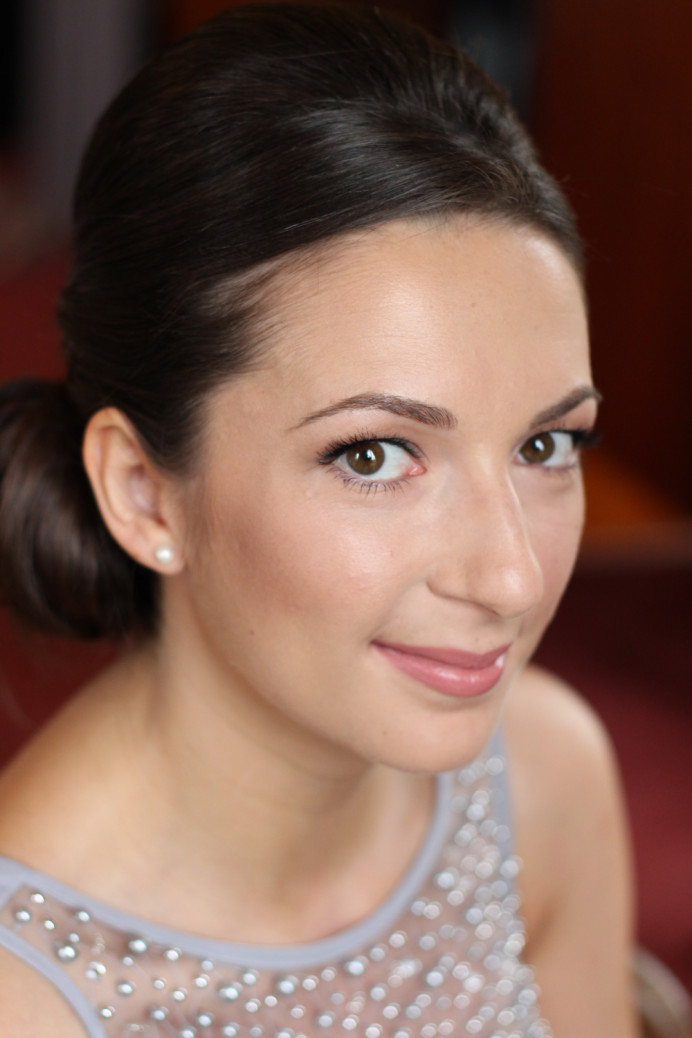 - Make Me Bridal Artist: Makeup by Katy. Photography by: Katy Angelidi. #classic #naturalmakeup