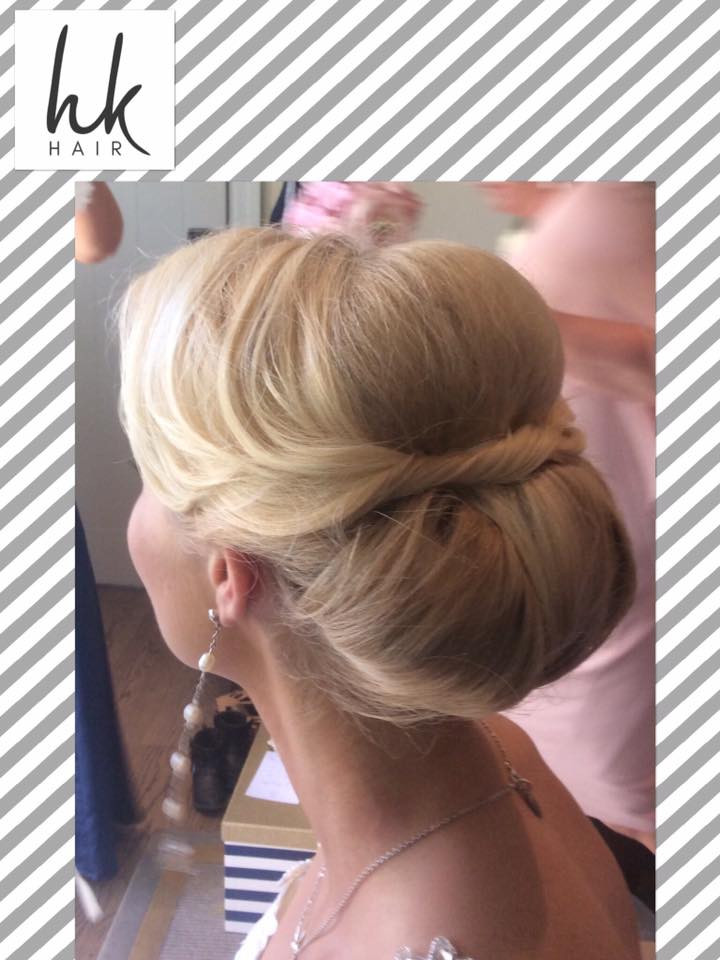 September 2017 Real Bride for HK Hair