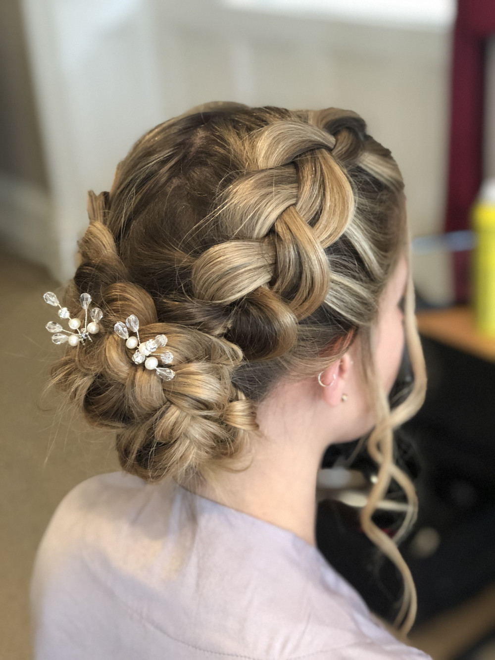 - Make Me Bridal Artist: The studio effect . #hairup #bridesmaidhair #hairstyling #hairstyle