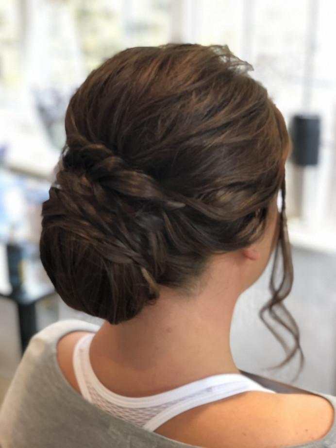 - Make Me Bridal Artist: The studio effect . #romantichairup #braidedupdo #hairup