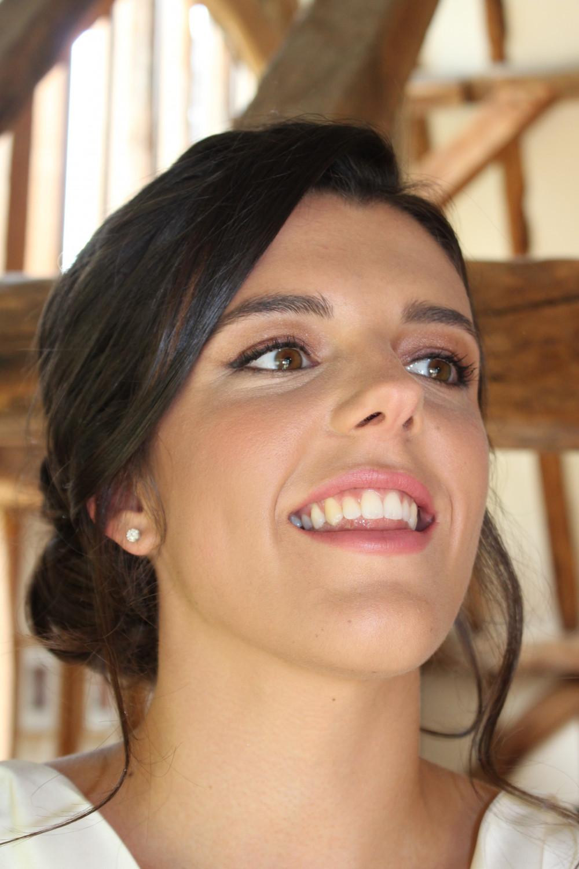 - Make Me Bridal Artist: Hannah Makeup .