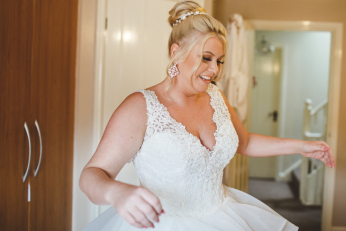 Loved being a part of Ceris big day ! - Make Me Bridal Artist: Amy Collins Makeup Artist . Photography by: Tony Wilson. #classic #girly