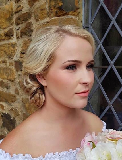 Bride - Make Me Bridal Artist: Makeup By Sarah.