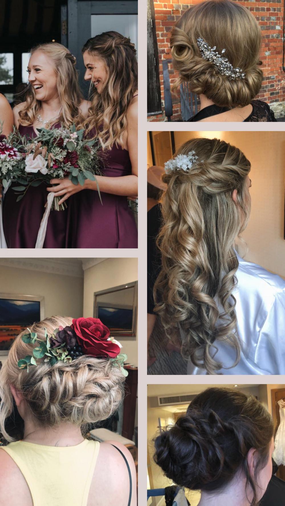 - Make Me Bridal Artist: Hair and Makeup by Jodie Elleanor.