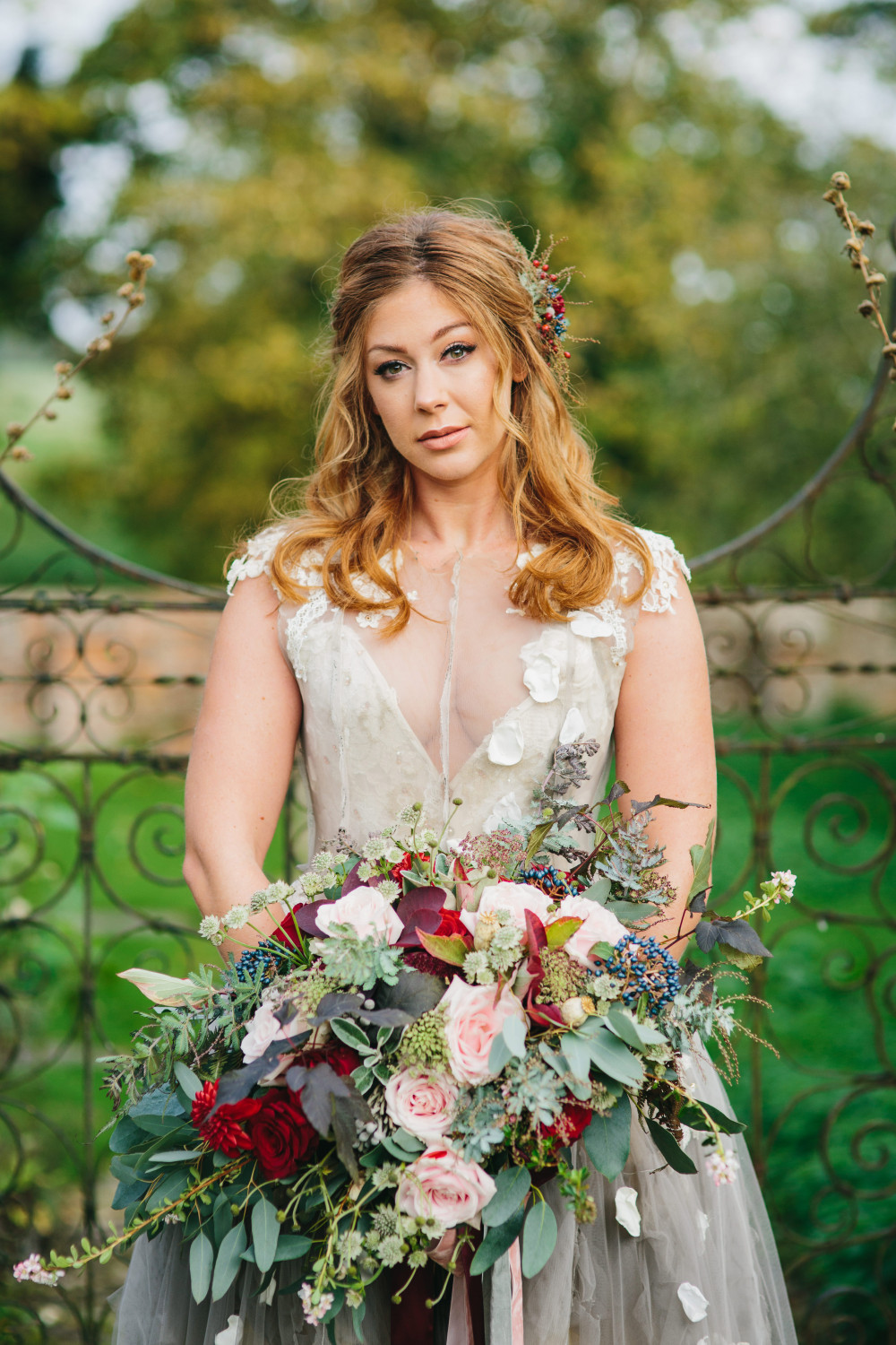 - Make Me Bridal Artist: Hair and Makeup by Jodie Elleanor.