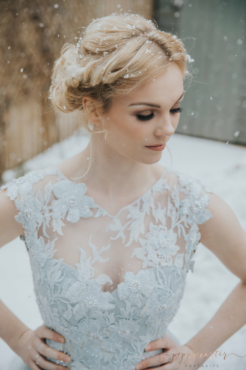 - Make Me Bridal Artist: Hair and Makeup by Jodie Elleanor. Photography by: Poppt Carter Portraits .