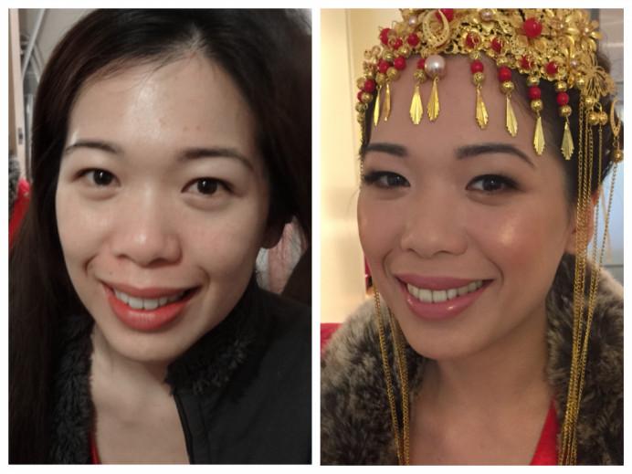 - Make Me Bridal Artist: Lolo & Co.. #chinesebridalmakeup #chinesebride #surreymakeupartist