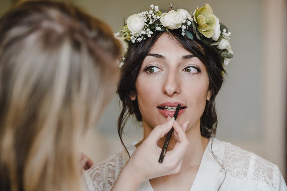 - Make Me Bridal Artist: Justine Olver - Wedding Make up Artist. Photography by: Nick Walker Photogrpahy. #naturalmakeup