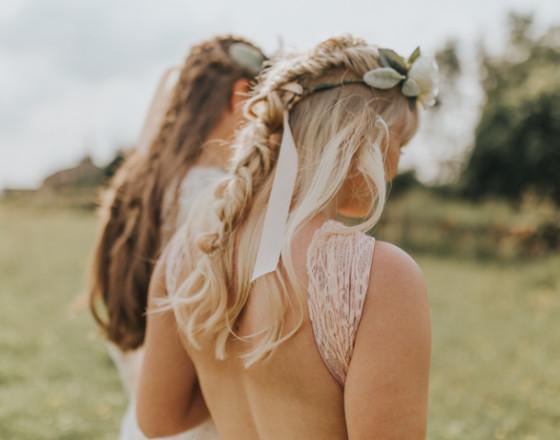 Wild Rose Hair