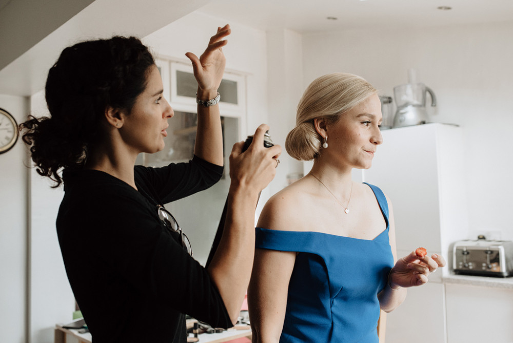 - Make Me Bridal Artist: Bridal Hairstylist Moira Borg. Photography by: Greg. #classic