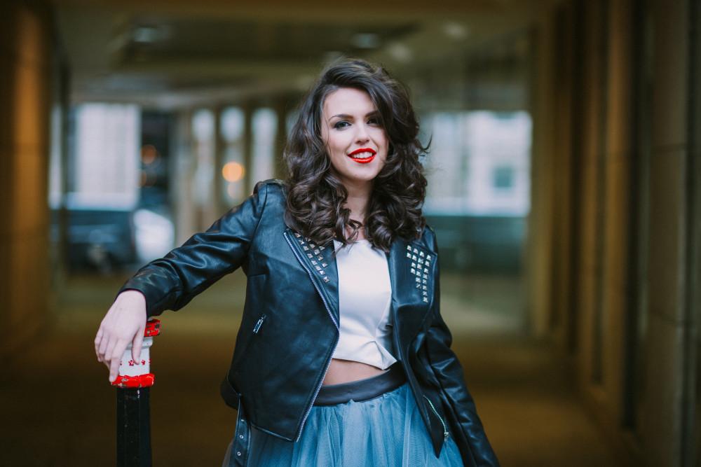 - Make Me Bridal Artist: Bridal Hairstylist Moira Borg. Photography by: Lex. #alternative