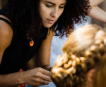 Bridal Hairstylist Moira Borg Profile Image