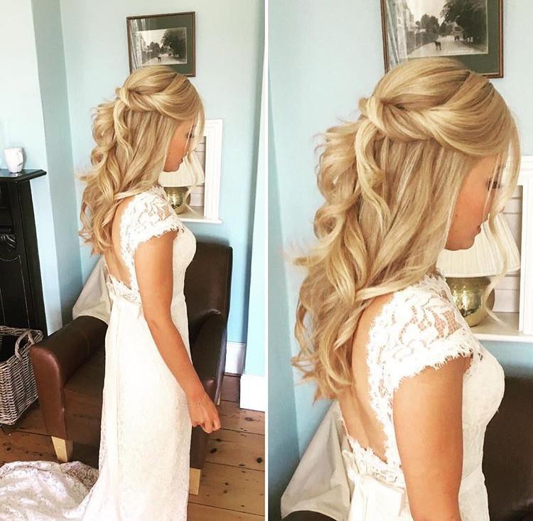 - Make Me Bridal Artist: Beauty Infinity.