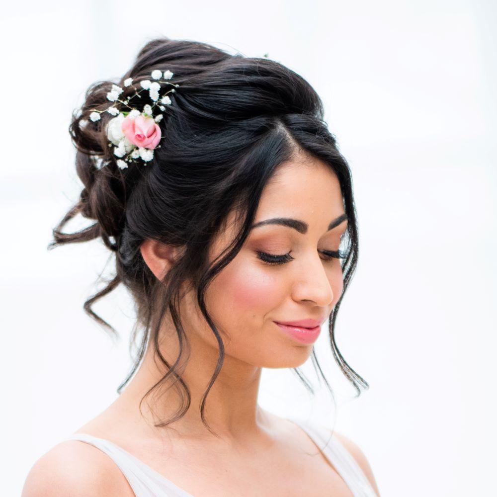 - Make Me Bridal Artist: Michelle Walker Hair. Photography by: Clare Kentish. #hairup #bride #weddinghairessex #updo #essexbride #londonbride