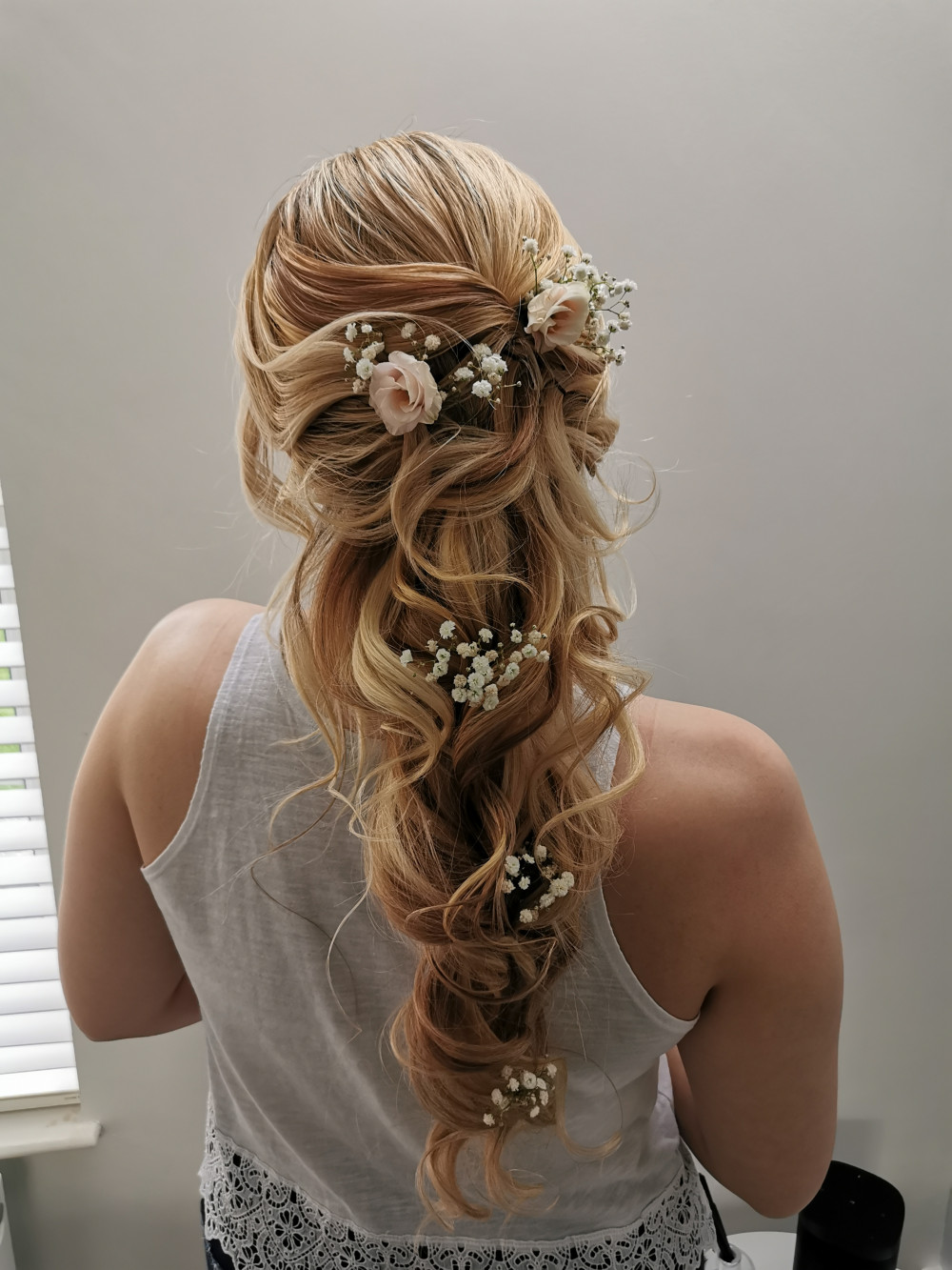 - Make Me Bridal Artist: Michelle Walker Hair. Photography by: Michelle Walker. #romantic #mermaidbraid #beautifulhair