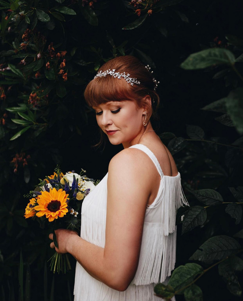 - Make Me Bridal Artist: Lynsay Gerry Makeup. Photography by: Kayleigh Powney Photography. #vintage #bridalmakeup #elegant #coolbride