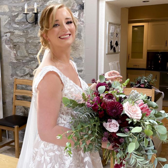 - Make Me Bridal Artist: Lynsay Gerry Makeup. #classic #bridalmakeup