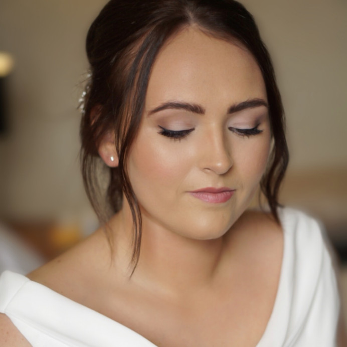 - Make Me Bridal Artist: Lynsay Gerry Makeup. #classic #bridesmaidmakeup