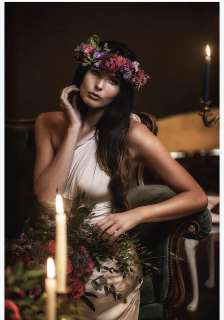 - Make Me Bridal Artist: Sammy Jo The Beauty Box. Photography by: Karen Massey . #boho