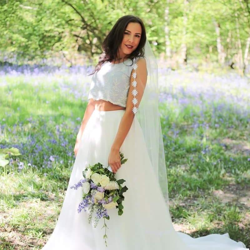 - Make Me Bridal Artist: Sammy Jo The Beauty Box. Photography by: Just Jodie. #bohemian #classic #boho #bridalmakeup
