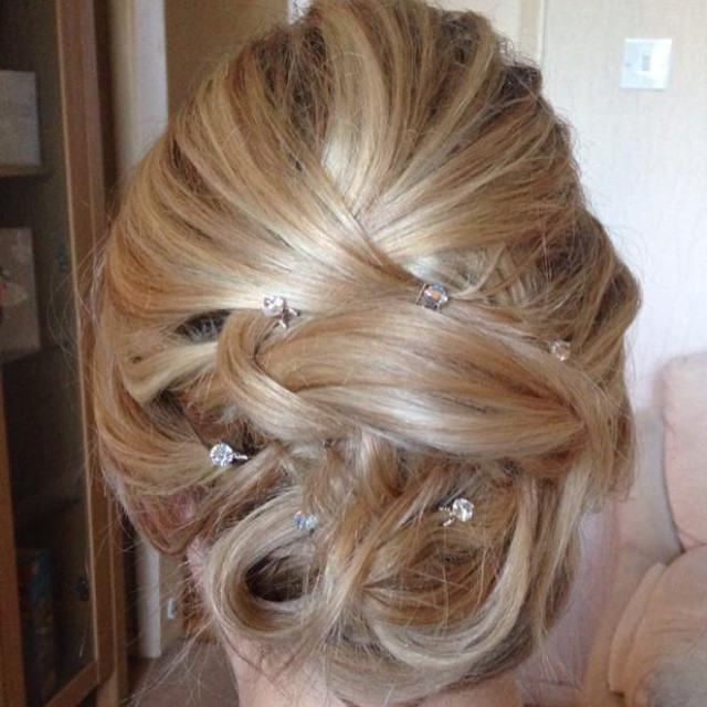 Adding hair accessories can make such a huge difference to your hair style. Most of the time, during a trial we discover what would look the very best, so don't panic if you've not found anything or felt inspired as that's what I'm here to help assist with! - Make Me Bridal Artist: Beckie Welfare Hair & Makeup.