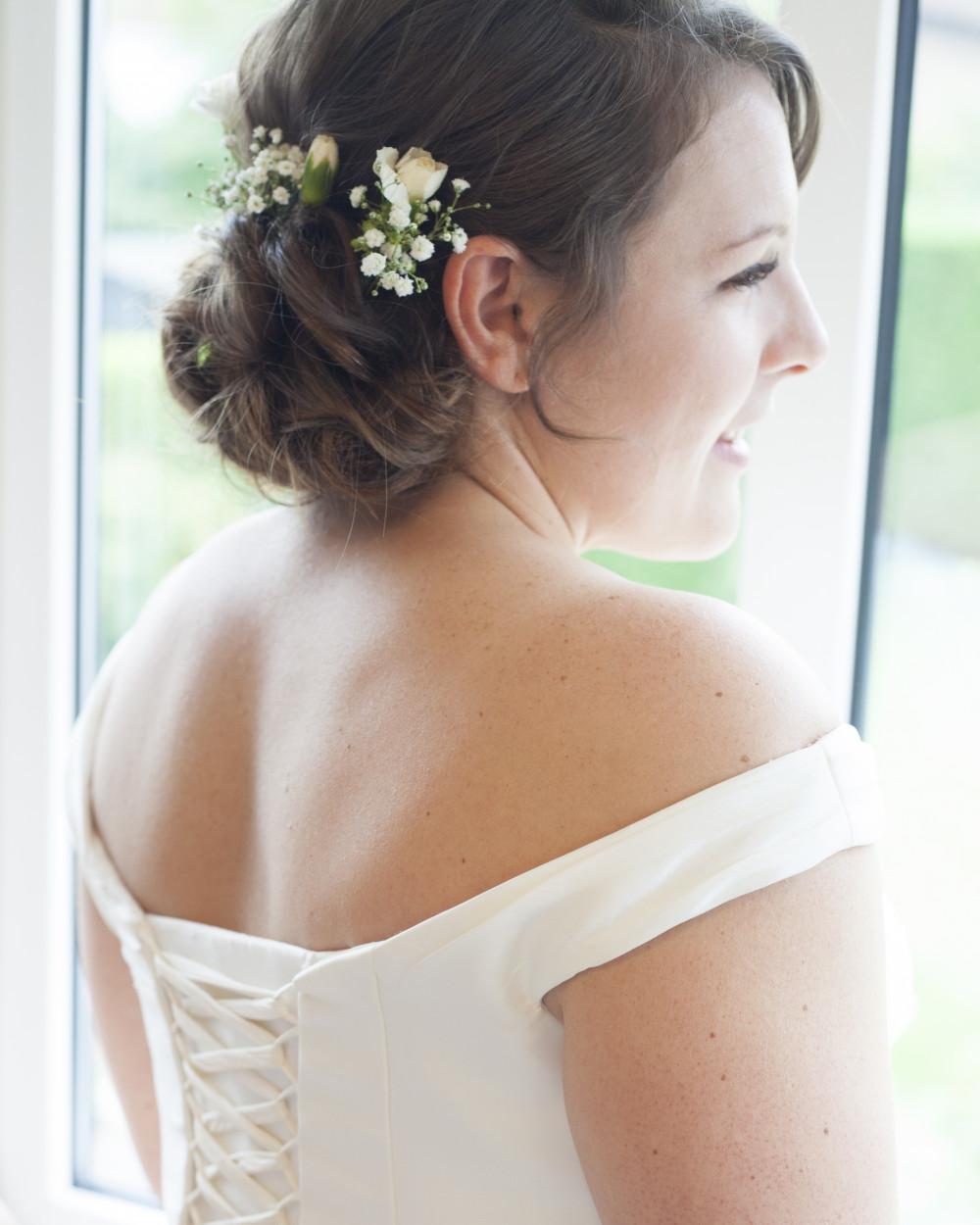 Suzy Hair and Make Up - Make Me Bridal Artist: Hello Halo Hair. Photography by: Mary Sullivan.
