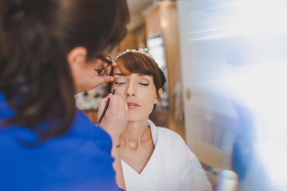 - Make Me Bridal Artist: AS Bridal Makeup. Photography by: Sam & Louise Photography.