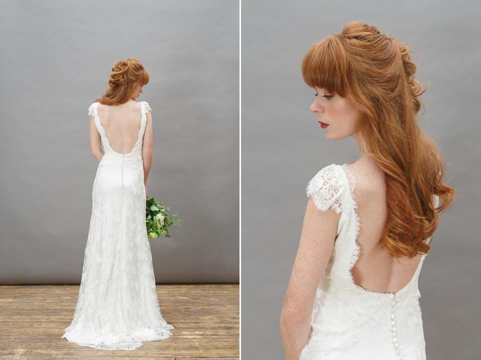 - Make Me Bridal Artist: Love your hair Cassandra . Photography by: Kirsten maveric. #classic #halfuphair #elegant #bridesmaidhair #weddinghair #waves #bride #glamourous #weddinghairdown #weddinghairup #redhair #eleganthair #glambride