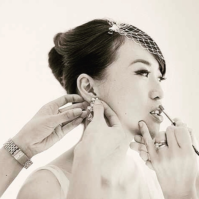 - Make Me Bridal Artist: Love your hair Cassandra . #classic #bridalhair #updo #elegant #weddinghair #bardot #glamourous #hairvolume #bridahairup #frenchroll