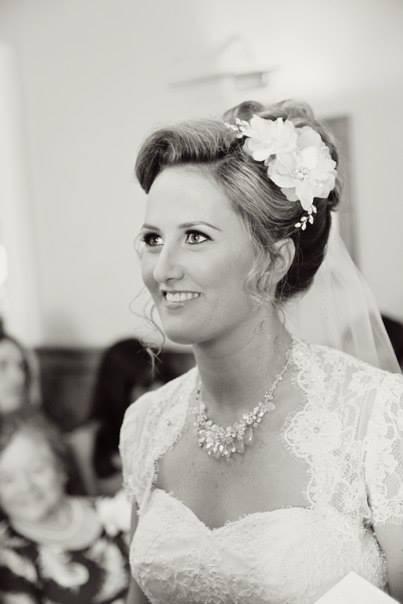 Makeup for Josie ❤️ - Make Me Bridal Artist: Chloe Dixon. #classic #bridalmakeup #freshfaced