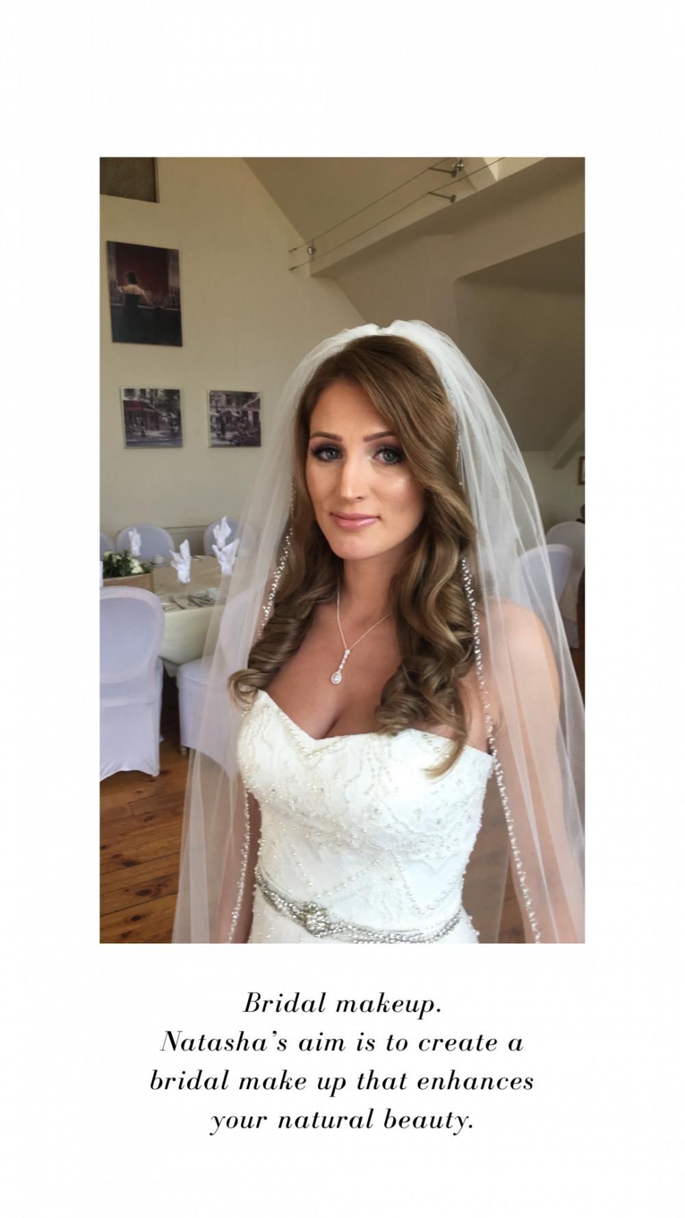 This beautiful bride is giving me Cheryl Cole vibes. Photograph taken by myself with natural daylight only. - Make Me Bridal Artist: Natasha Jane makeup . Photography by: Natasha Shildrick. #bridalmakeup #weddinghairandmakeup #bride #weddingmakupartist #mua #weddingmua
