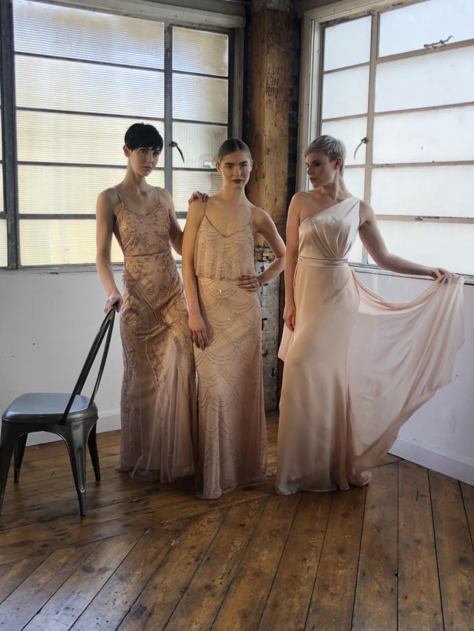 - Make Me Bridal Artist: Carla Francesca.