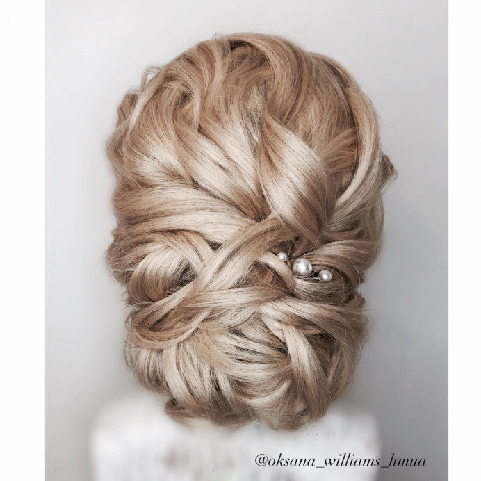 - Make Me Bridal Artist: Oksana Williams Hair&Makeup Artist . #weddinghair #twistedupdo #bridetobe2020 #weddingupdo #classyhair #berkshireweddings #bridetobe #2019wedding