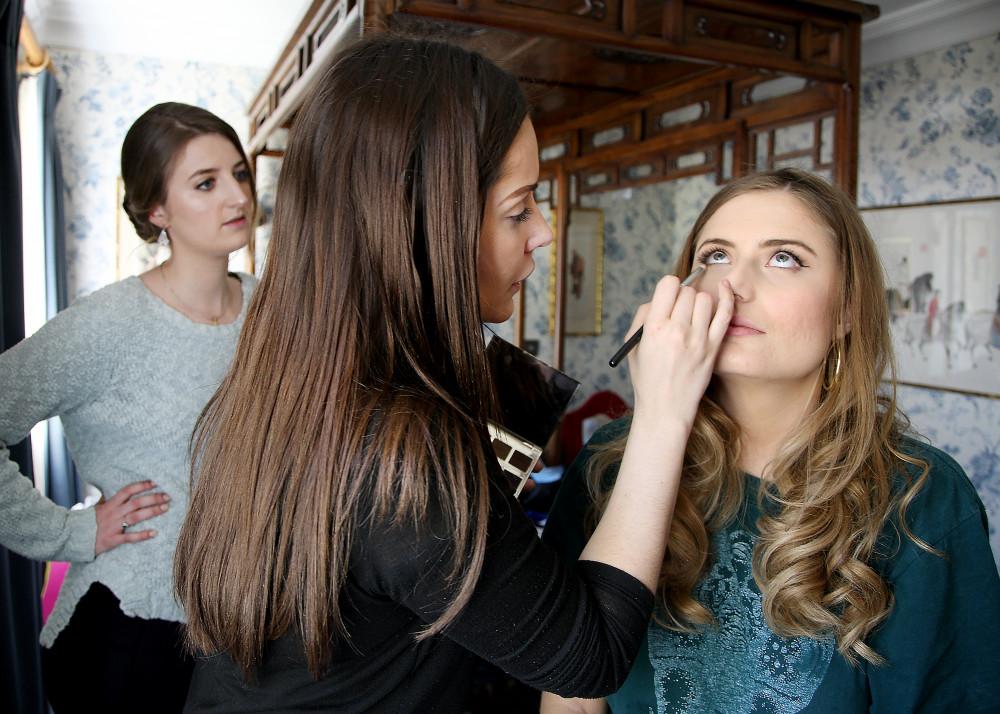- Make Me Bridal Artist: Chloe Parasmo Make Up .