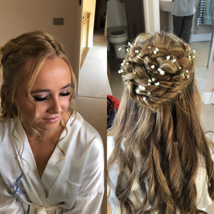 Boho vibes inspiration x - Make Me Bridal Artist: Jules Makeup Artistry and Hair Design . Photography by: Myself. #boho