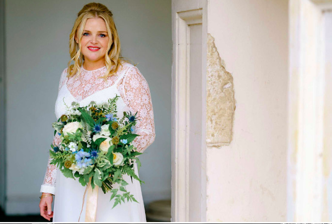 Lizzies Wedding at Syon Park - Make Me Bridal Artist: Olta Citozi Hair and Makeup . Photography by: James Davidson . #londonwedding #naturalweddingmakeup #softcurls #naturalbridal #classicmakeup #modernbride #londonbride #modernchic