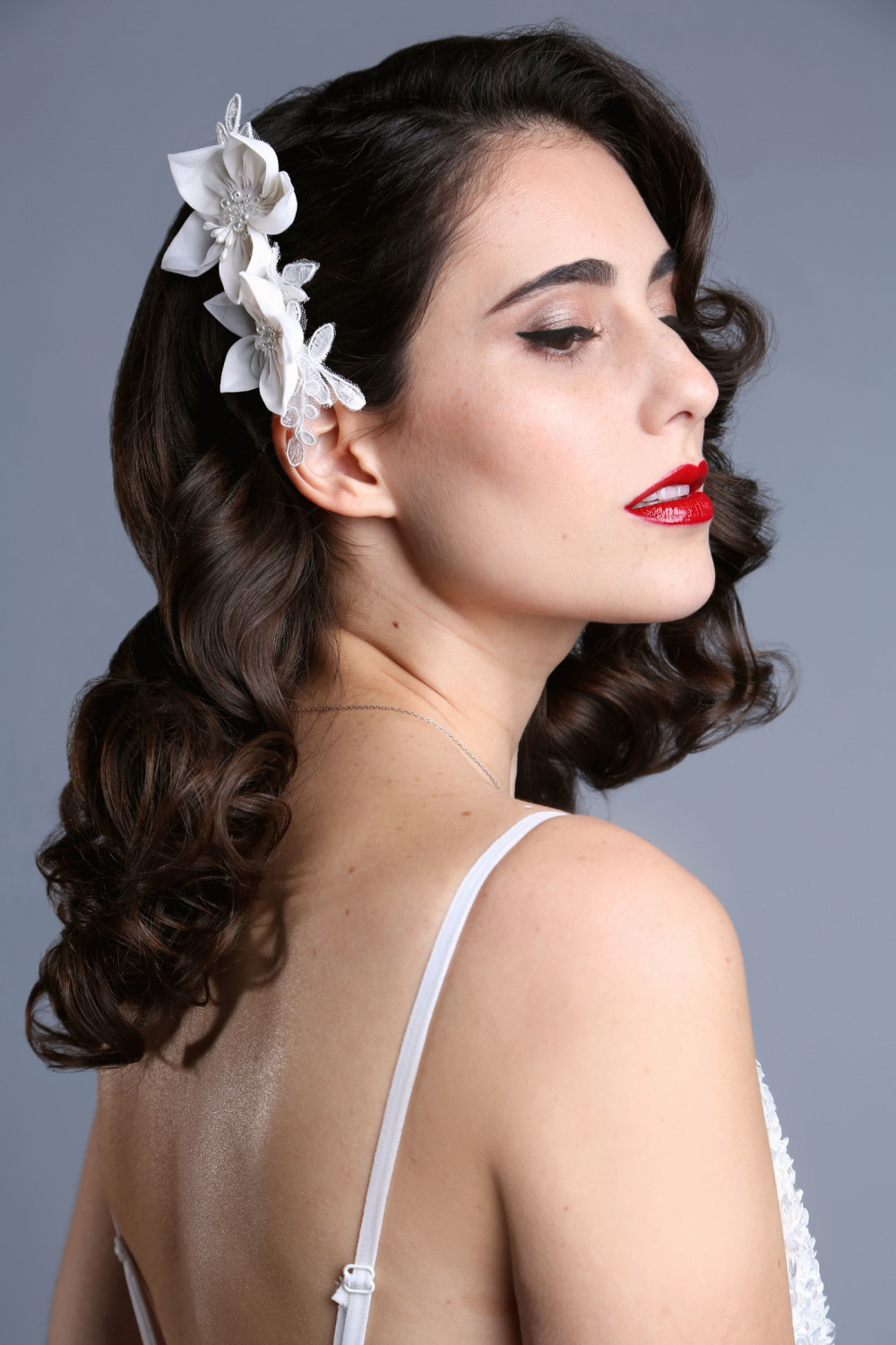 Styled Shoot - Bridal Collection - Make Me Bridal Artist: Olta Citozi Hair and Makeup . Photography by: Giorgia Albanesi .