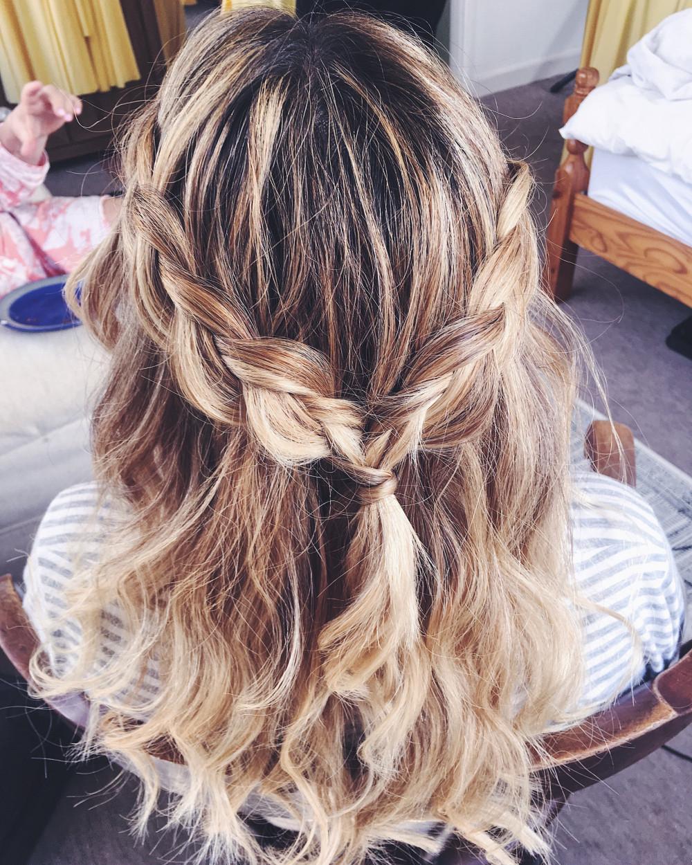 - Make Me Bridal Artist: Polka Dot Hair and Makeup .
