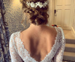 Polka Dot Hair and Makeup  - Bridal Artist