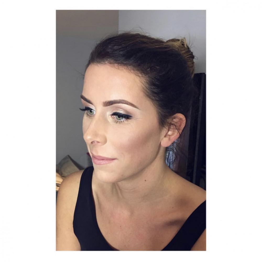 - Make Me Bridal Artist: Shelby James Make-up Artist.