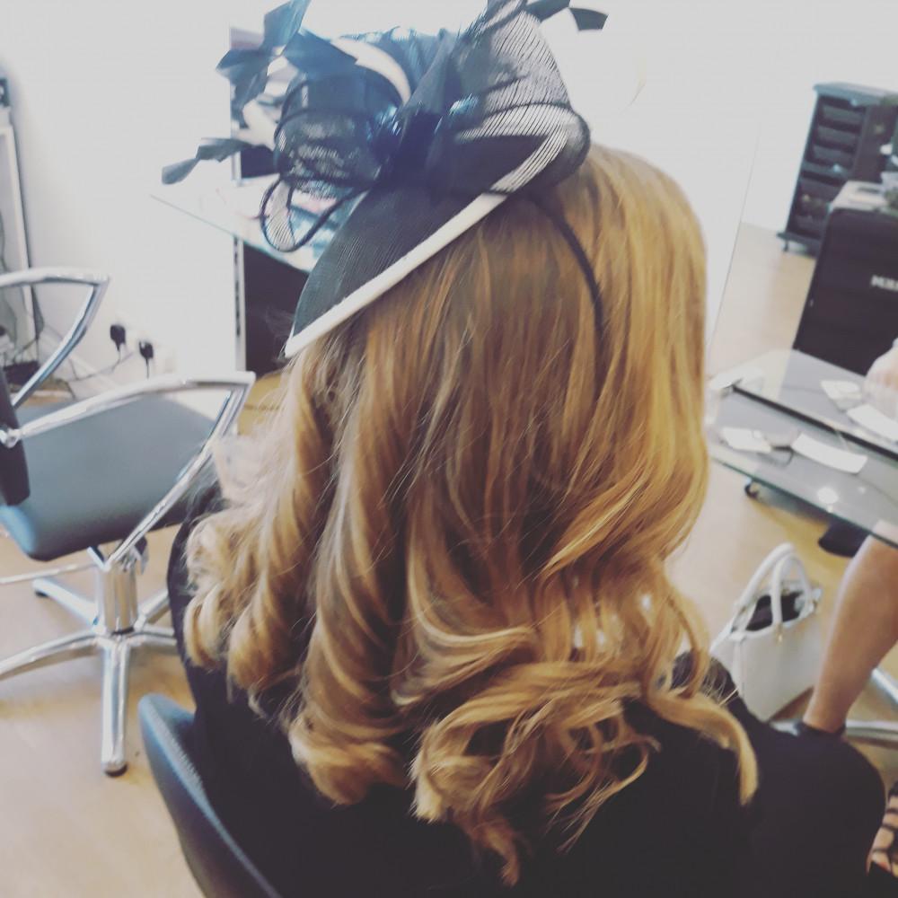 - Make Me Bridal Artist: Hair by zoe .