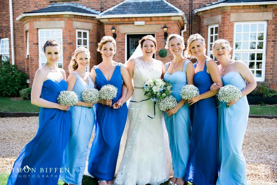 Bridal Party Makeup - Make Me Bridal Artist: Make Up By Jenni. #bridalmakeup #makeupartist #weddingmakeup