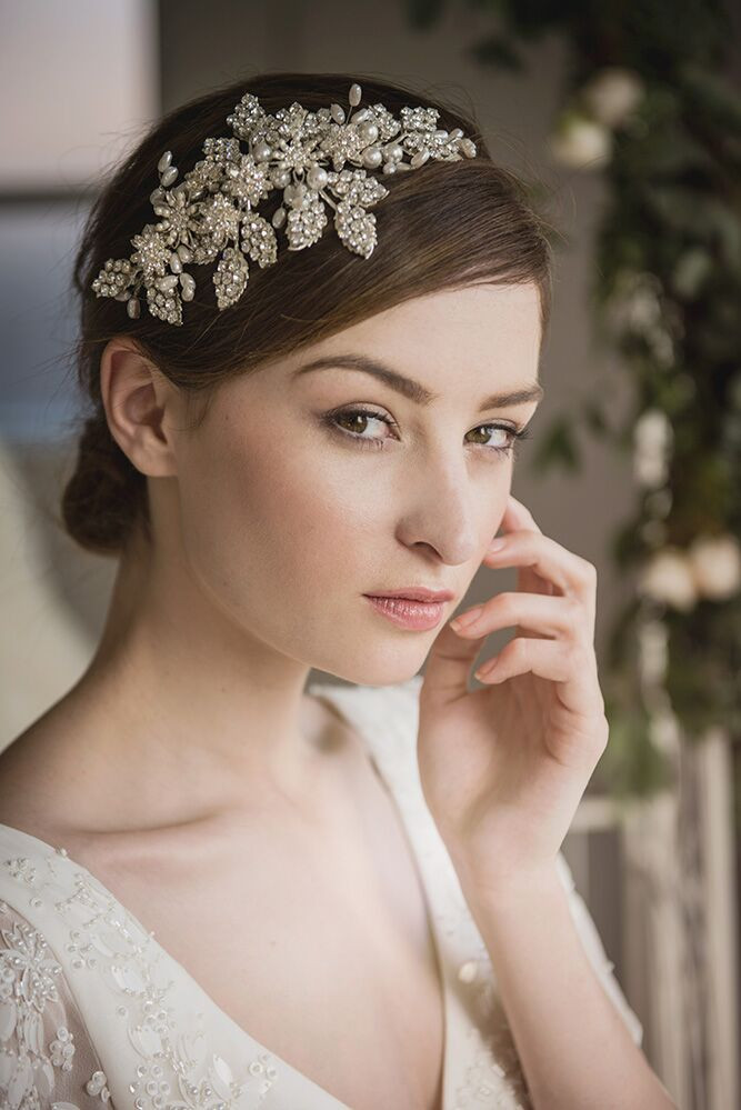 Classic Natural Bridal Makeup - Make Me Bridal Artist: Make Up By Jenni. Photography by: Helen Roscoe. #bridalmakeup #weddingmakeup