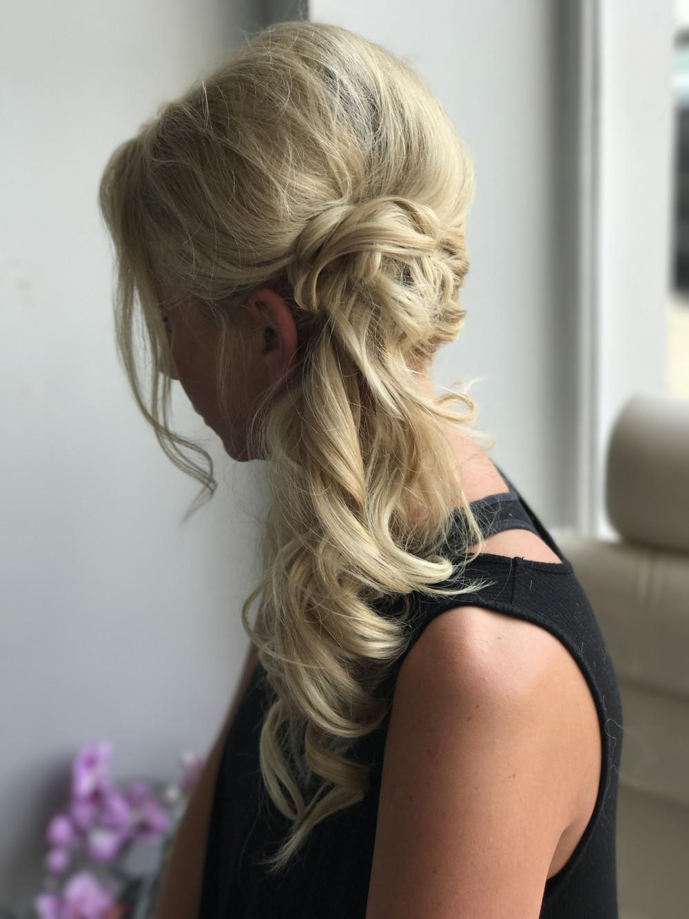 - Make Me Bridal Artist: Sam Orwell Bridal Hair.
